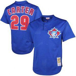Toronto Blue Jays #29 Joe Carter 1997 Jersey